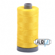 Aurifil 28 Cotton Thread - 2120 (Yellow)